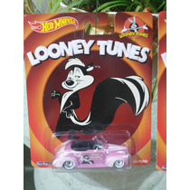 Hotwheels, Serie Looney Tunes, Llantas De Goma. Esc 1:64