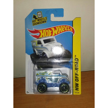 Hotwheels Monster Dairy Delivery Gris