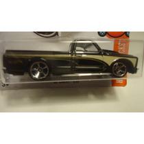 Hotwheels 2016 Chevy C-10, 1967 Ganalo..!!
