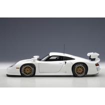 Porsche 911 Gt1 1997 Auto A Escala De Colección