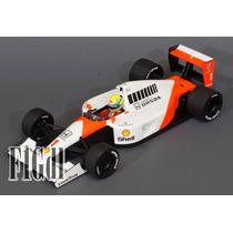 F1 Ayrton Senna Mclaren Mp4/6 1991 3° Campeonato Esc 1/18
