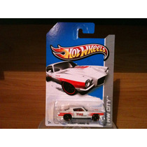 ´70 Chevy Camaro Rs Hot Wheels Nuevo