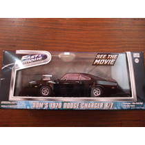 Greenlight Fast & Furious Dom´s 70 Dodge Charger R/t