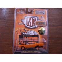 M2 Machines 426 Hemi 50 Years 1969 Plymouth Road Runner Hemi