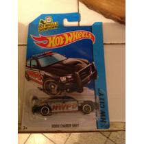 Hot Wheels Dodge Charger Drift Patrulla