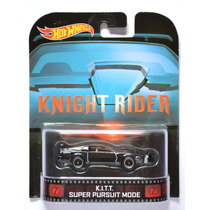 Knight Rider Super Pursuit Mode Auto Increible Kitt, Retro