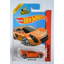 Masttreta Mxr Primera Edición Hot Wheels