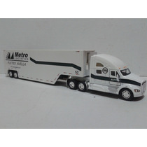 Trailer Kemworth T700 Metro Esc. 1:68