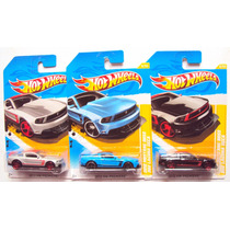 Hot Wheels 2012, Hw Premiere, Mustang Boss 302 Laguna Seca.