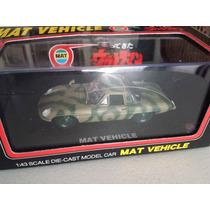Mat Vehiculo Camuflageado. Esc. 1:43. Marca Kyosho