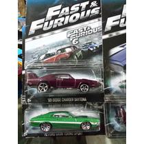 Hotwheel Rapido Y Furioso, Diversos Modelos Y Series