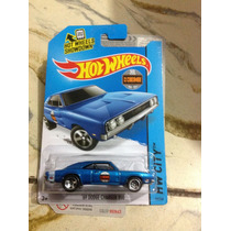 Hot Wheels 69 Dodge Charger 500 50 Years Hemi 1964-2014 2015