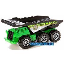 Matchbox Mbx Dmp 3, Camión De Volteo, Construcción 19