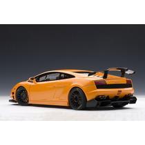 Lamborghini Gallardo Lp560-4 Super Trofeo Auto A Escala