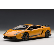 Lamborghini Gallardo Lp570-4 Superleggera Auto A Escala