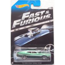 Hot Wheels 2013, Fast & Furious,´72 Ford Gran Torino Sport