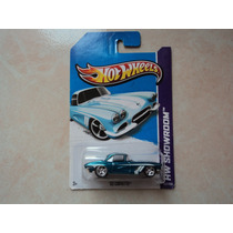 Hot Wheels Llantas De Goma Super T-hunt Corvette 62