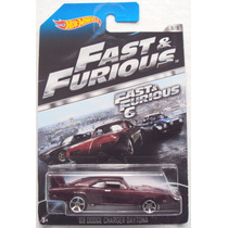 Hot Wheels 2013, Fast & Furious,´69 Dodge Charger Daytona