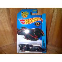 Batman Batimóvil Batmobile Hot Wheels 2015 Escala 1/64