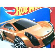 Hot Wheels 2014 Mastretta Mxr Naranja Hw Race 160/250