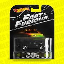 Hot Wheels Rápido Y Furioso 70charger Rt Retro Entertainment