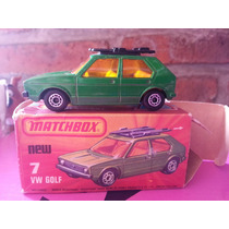 Matchbox Golf Lesney Made In England Con Caja De Coleccion