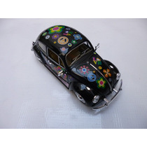 Vw Sedan 1967 Esc: 1/24 Kinsmart Autos Escala Coleccion N