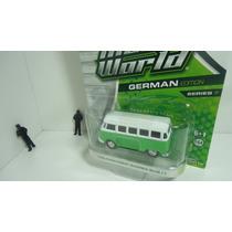 Volkswagen Combi Samba #1 Greenlight Promoción,ganalo...!!!