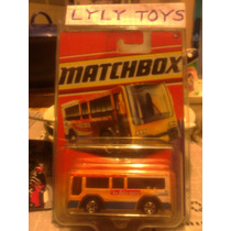 Metro Bus Matchbox