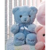 Aurora Felpa Del Bebé De 10 Pulgadas Cómoda Azul Del Bebé De