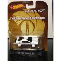 Lotus Espirit S1 James Bond Hot Wheels Die Cast 1/64