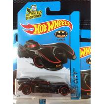 Batimobil 1989 Tim Burton Hot Wheels Batman 75 Años
