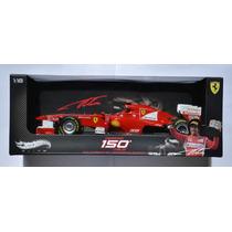Ferrari 2011 Turquia Gp Fernando Alonso Hot Wheel Elite 1:18