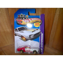 Coca Cola 68 Ford Shelby Gt500 Hot Wheels 2012 Hw Showroom