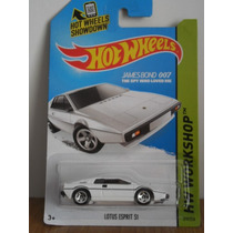 J104 Lotus Esprit S1 James Bond 007 Hot Wheels