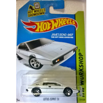 Hot Wheels - Lotus Espirit S1 - James Bond 007 - The Spy Who