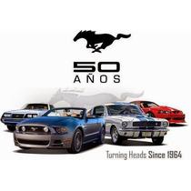 Hot Wheels Edicion Especial 50 Years Ford Mustang