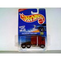 Hotwheels Thunder Roller De Coleccion No Serie Retro D 1995