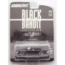 Greenlight, Black Bandit,1963 Chrysler 300 K