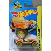 Hot Wheels - Jeep Cj-7 - Treasure Hunt - 2015