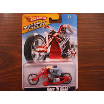 Hot Wheels Motor Cycles Rock N