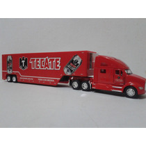 Trairler Kemworth T700 Tecate Esc. 1:68