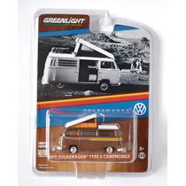 1972 Volkswagen Type 2 Campmobile Westfalia Combi Microbus