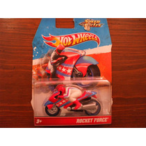 Hot Wheels Speed Cycles Rocket Force