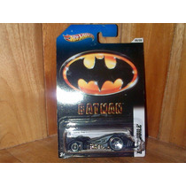 Batman Batmobile Batimovil Hot Wheels 2012 Series #8 1:64