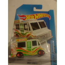 Sweet Streets Hot Wheels Carrito De Pizzas Lyly Toys