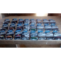 Hot Wheels Set Rapido Y Furioso Coleccion 8 Piezas Claritoys