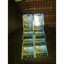 Hotwheels Retro The Homer Los Simpsons Lote 10 Piezas
