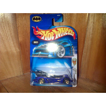 Hot Wheels Batman Batimovil Batmobile 2004 Firts 1/100