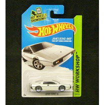 Lotus Espirit S1 James Bond Hot Wheels No Subasta Cambio